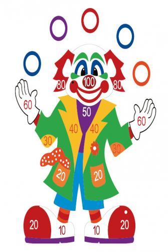 Hopphage Clown stor
