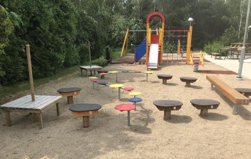 Förskolans balansbana