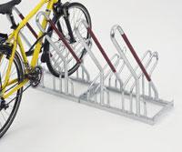 Cykelställ 2502 med 35 cm mellanrum