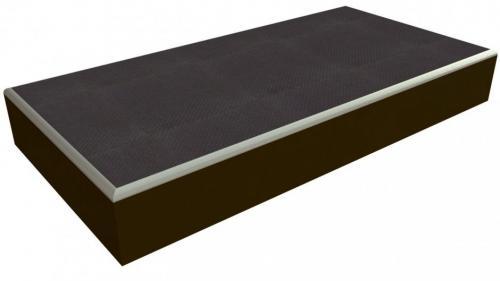 Grind box, H0.4 x W1.5 x L3.0
