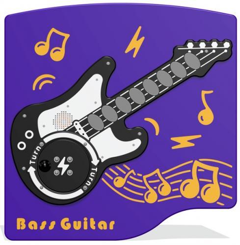 RotoGen Bass Guitar Musical Panel