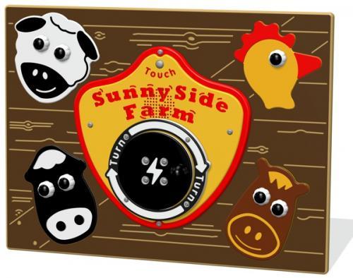 RotoGen Sunny Side Farm Panel