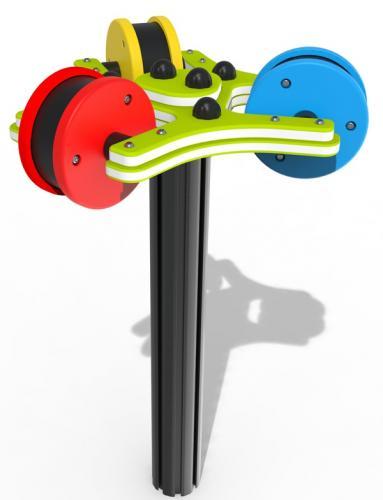 Virtuoso Musical Spin Maraca Tree