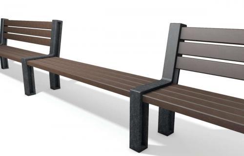 Hyde Park bench connection module