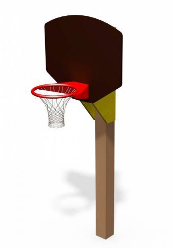 Basketkorg för barn