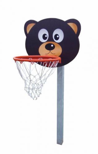 Basketkorg - TEDDY BEAR