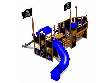 Piratskeppet BLACK JOKE