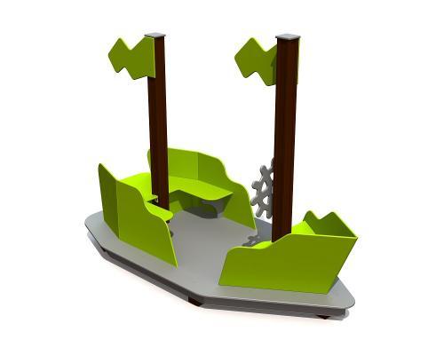 Lekbåten TOPU