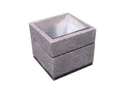 Papperskorg i betong  20L