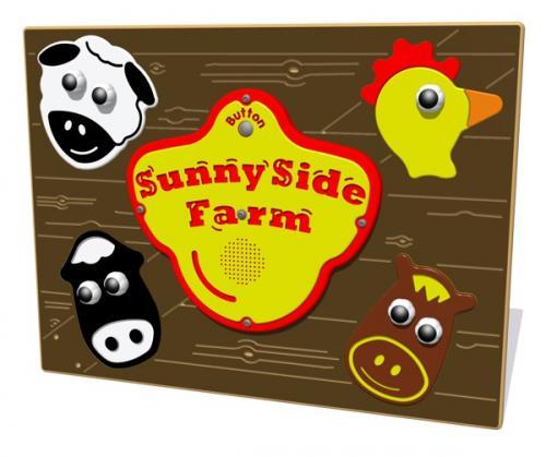 PlayTronic Sunny Side Farm Sounds Panel