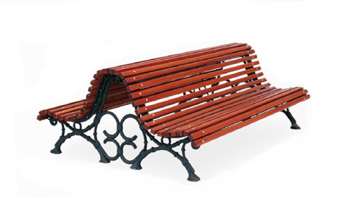 Gata/park-soffa ROMANTICO Dubbel