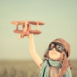 Träflygplan