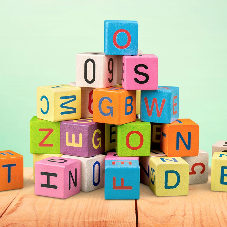 Alfabetsklossar
