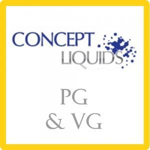 Basvätska Concept Liquids