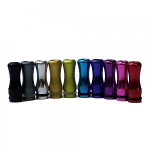 aluminium drip tip colors