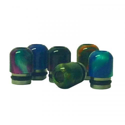 mini curved epoxy drip tip 510