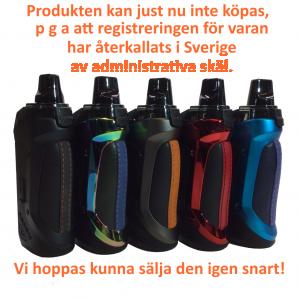 Aegis Boost LE Pod Kit