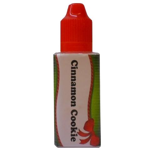 E-vätska med julens alla smaker, pepparkaka, kanel, tryffel, kaffe, 30 milliliters flaska