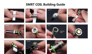 Wotofo SMRT PnP Rebuildable Coil Pack
