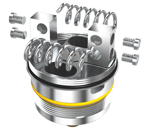 Cleito 120 Rta System Dual Coil