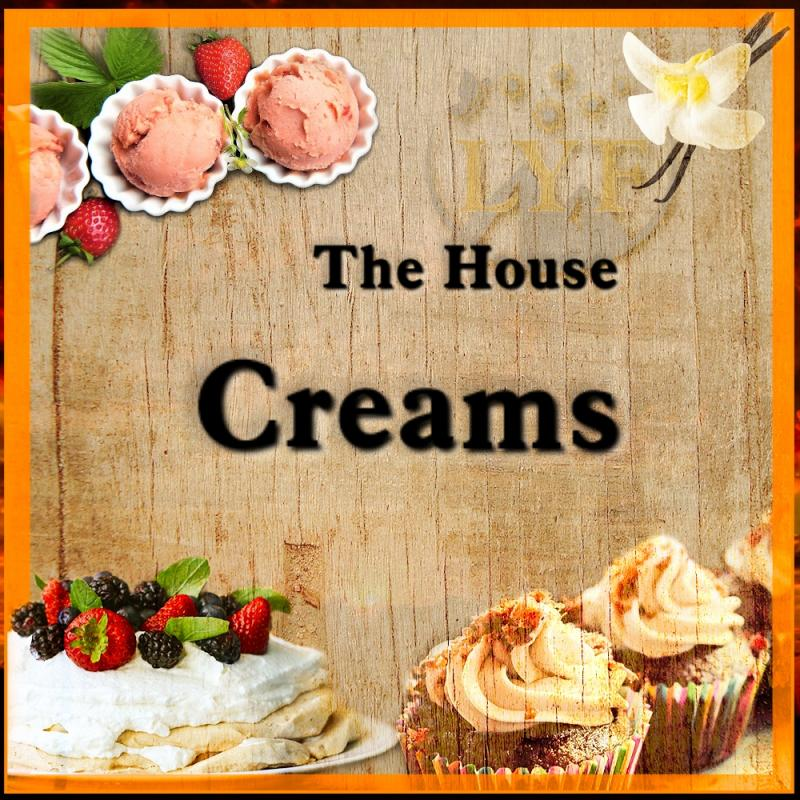 The House Creams Shortfill
