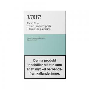 Vont Pod 3-pack (Fresh Mint)