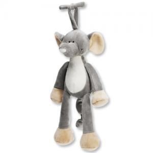 Teddykompaniet Diinglisar Music Box - Elephant