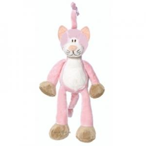 Teddykompaniet Diinglisar Music Box - Cat