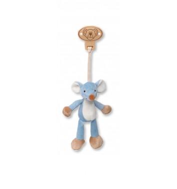 Diinglisar Clip Mouse Teddykompaniet