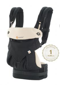 ERGObaby 360 Four Positions Black/Camel