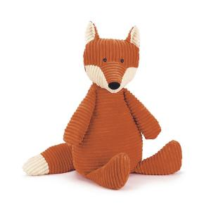 Jellycat, Medium, Cordy Roy - Fox