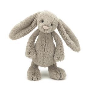Jellycat, Small, Bashful - Beige, Bunny