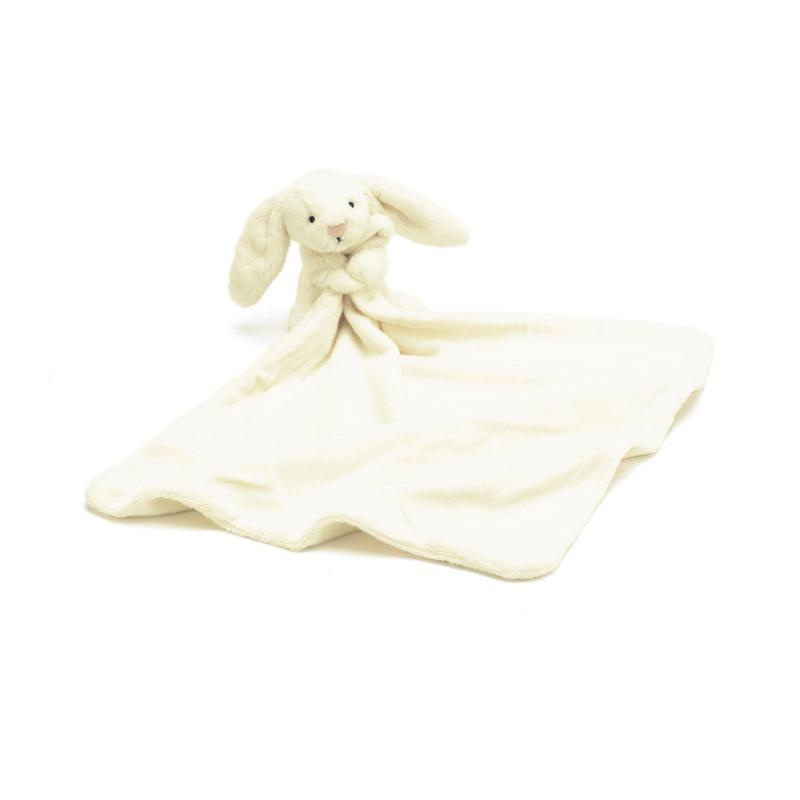 Jellycat, Soother, Bashful - Cream Bunny