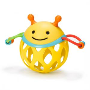 Skip Hop, Explore & More, Roll Around Rattle - Bee