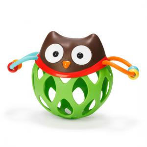 Skip Hop, Explore & More, Roll Around Rattle - Owl