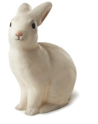 Leklyckan, Heico, Table Lamp, Bunny Lamp - White