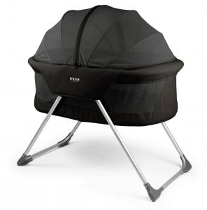 Inovi, Cocoon Bassinet / Travel Cot - Black