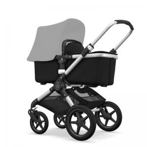Bugaboo Fox Aluminium Chassi Black Style Set (Box 1 & 2 av 3 Styled By You)
