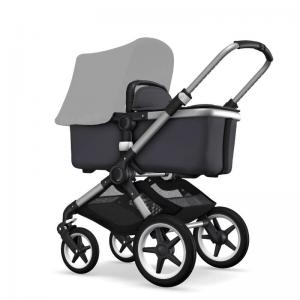 Bugaboo Fox Aluminium Chassi Steel Blue Style Set (Box 1 & 2 av 3 Styled By You)