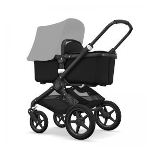 Bugaboo Fox Black Chassi Black Style Set (Box 1 & 2 av 3 Styled By You)