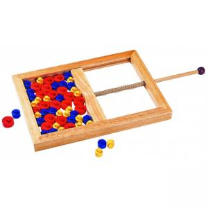 Goki, Disc Mikado / Mousetrap games in wood