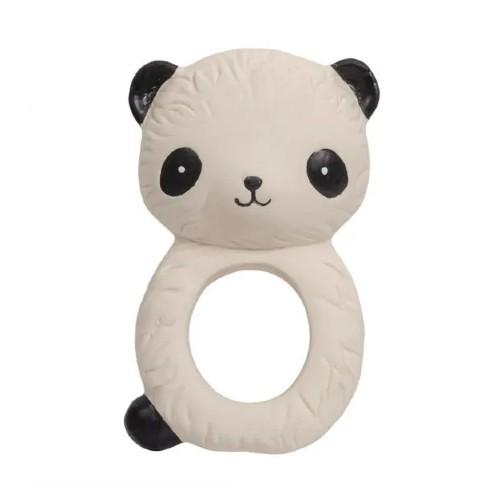 A Little Lovely Company Bitring Naturgummi Panda