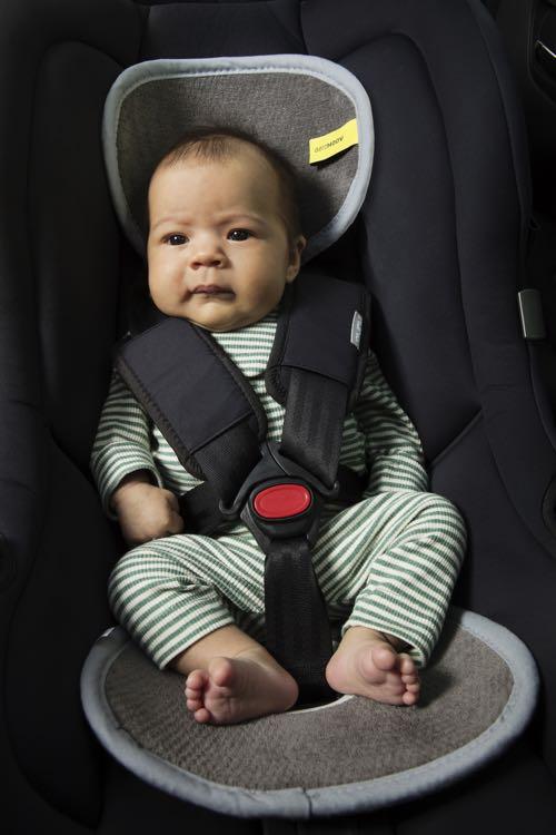 Aero Moov Seat Cushion Baby Car Seat Ice Cream Gr0