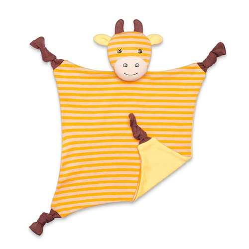 Apple Park Farm Buddies Comfort Blanket George Giraffe