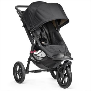 Baby Jogger City Elite Single Black