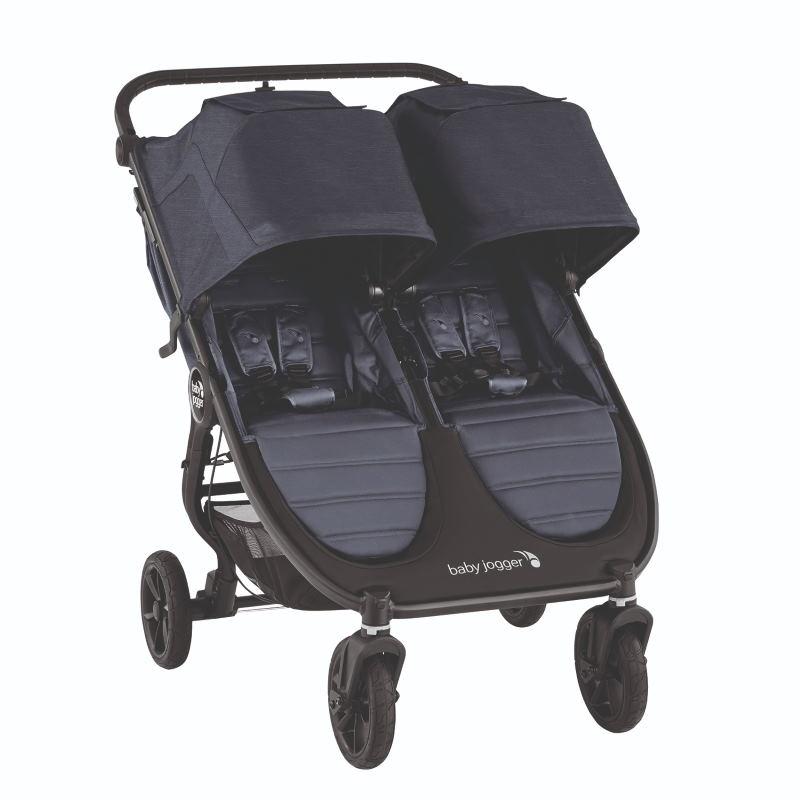 Baby Jogger City Mini GT 2 Double Carbon