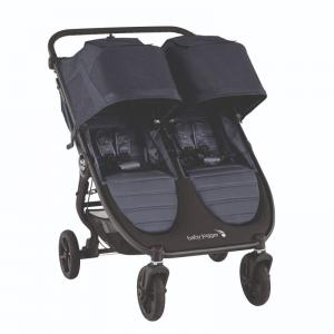 Baby Jogger City Mini 2 Double Carbon