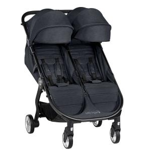 Baby Jogger City Tour 2 Double Carbon