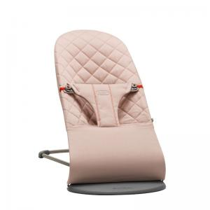 BabyBjörn Bouncer Bliss Old Rose Cotton