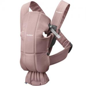 BabyBjörn Carrier Mini Dusty Pink Cotton